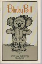 Blinky Bill Written Illustrated by Dorothy Wall Book Paperback Bluegum 1985