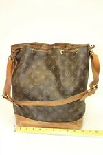 Louis Vuitton Monogram Large Noe Signature Vintage Bucket Bag A4U Authenticated