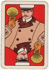 Playing Cards 1 Swap Card Antique Wide SHELL MOTOR SPIRIT Seashell CHAUFFEUR 2