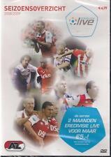 dvd EREDIVISIE seizoensoverzicht 2008/2009 - AZ
