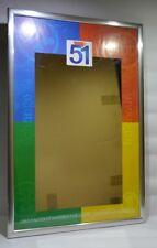 PASTIS 51 Grand miroir enseigne 63 x 42,5 cm très bel état