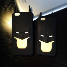 Superhero Silicone/Gel/Rubber Mobile Phone Cases, Covers & Skins