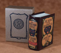MINIATURE BOOK   C. Doyle, The Hound of the Baskervilles