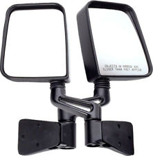 Jeep Wrangler TJ YJ Door Mirrors  PAIR  1987-2002 11002.03 Rugged Ridge