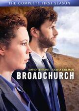 Broadchurch: Season 1 - 3 DISC SET (2014, DVD NEW)