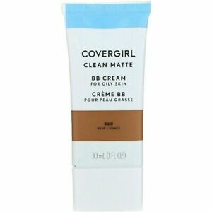 COVERGIRL - Clean Matte BB Cream Deep 560 - 1 fl. oz. (30 ml)