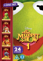 The Muppet Show Stagione 1 DVD Nuovo DVD (BUA0014201)