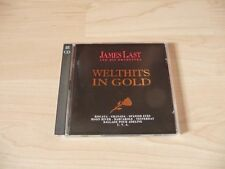 Doppel CD James Last - Welthits in Gold - 36 Songs - Club Edition