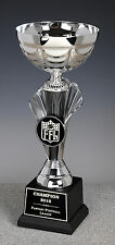 Fantasy Football Classic Silver Cup LARGE Award Trophy Engraved