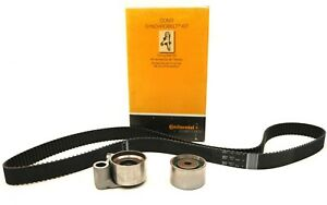NEW Continental Engine Timing Belt Kit TB257K1 fits Toyota Lexus 3.0L 1994-2004