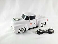 LED Classic Truck Speaker Mini Music Car Bluetooth Speeker, Great Loud