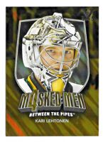 2015-16 Kari Lehtonen ITG Final Vault 2011-12 Masked Men Gold /5 - Dallas Stars