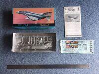 Fujimi 1:72 F4-J Phantom-II Red Devil kit #7A-G9-1000