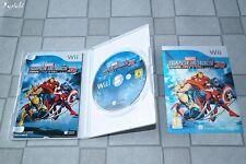 Jeu Comme NEUF Wii / Wii U PAL ♦ Marvel Super Heroes 3D Grandmaster's Challenge