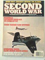 Second World War Magazine Marseille Luftwaffe Super Ace 1992 040319nonrh
