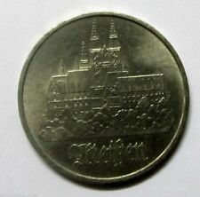 Stempelglanz Münzen der BRD Mark-Währung aus Messing