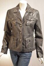 Miss Sixty Vegan Leather Jacket Size Medium