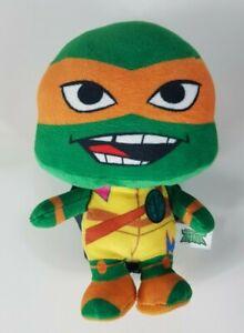 Rise of the TMNT Teenage Mutant Ninja Turtle Plush 20cm Nickelodeon
