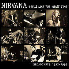 NIRVANA New 2018 UNRELEASED LIVE 1993 SEATTLE HOMECOMING CONCERT & MORE CD