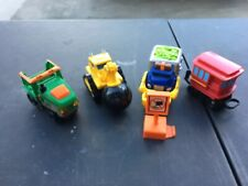 geotrax Assorted trucks, trains, & other vehicles