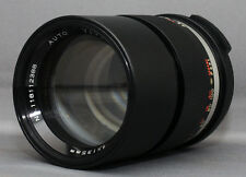 VIVITAR AUTO 135mm F/2.8 M42 SCREW Mount Yashica Pentax Zenit Lens CLEAN!