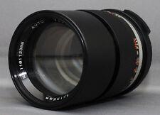 VIVITAR AUTO 135mm F/2.8 M42 SCREW Mount Yashica Pentax Zenit Lens CLEAN!