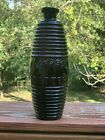Greeleys Bourbon Bitters Figural Bottle, (G-101) Deep Strawberry Puce Barrel