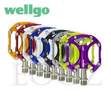 Wellgo C247 CITY Aluminum Alloy 4 Sealed Bearings Road Bike Pedal