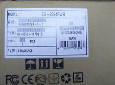 ZyXEL ES-2024PWR 24 port + 2 Uplink/SFP L2 POE Switch