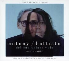 Antony, Franco Battiato - Del Suo Veloce Volo [New CD] Italy - Import