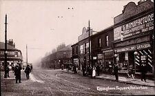 Rotherham. Effingham Square in Dawson's Series. Birch's Drug & Tobacco Stores.