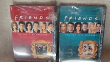 """Season 2&3 """"The Best of Friends"""" Top Five Episodes DVD's, Sealed"""