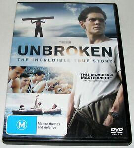 UNBROKEN ---- (Dvd)