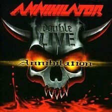 ANNIHILATOR - Double Live Annihilation [Ltd.Digi] 2-CD