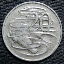 1977 Australia 20 Cents Coin