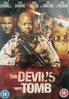 The Devils Tomb DVD Cuba Gooding Jr 2009 Ron Perlman Action War Movie