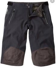 Madison Mens DTE Softshell Shorts Black Size XXL