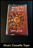 Raising The Rhythms James Asher - Cassette Tape - New World Music - NWC 470