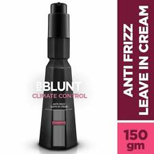 BBLUNT Climate Control Anti-Frizz Leave-In-Cream- 150g reduces frizz From Hairs