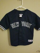 Vintage Boy's New York Yankees Jeter Jersey