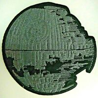 Star Wars Death Star Embroidered Patch -New