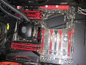 rampage v extreme i7-5930 16 GB Potenza Nepton Bundle
