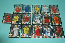 Panini Adrenalyn XL Road to Russia 2018 - 16 x GAME CHANGER - Trading Cards