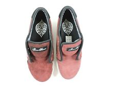 Fallen Jamie Thomas Signature Forte Skater Shoes US 7 Mid Red Maroon Black White