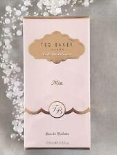 Ted Baker Sweet Treats Mia Eau De Toilette EDT For Women 100 ml Spray New  Boxed