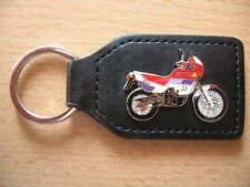 Schlüsselanhänger Aprilia Tuareg Wind 600 rot weiss Art. 0344 Motorrad Enduro