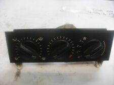 Renault Master Vauxhall Movano Nissan Interstar MK2 98-03 Heater Control Panel