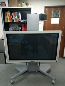 """Panasonic 50"""" TY-TP50P8-S Touch Screen on stand Touch Overlay with Remote"""