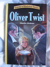Treasury of Illustrated Classics Oliver Twist Charles Dickens