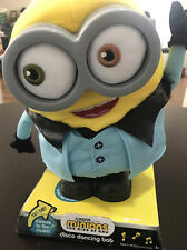 NEW Mattel Minions The Rise of Gru Disco Dancing Bob Action Toy